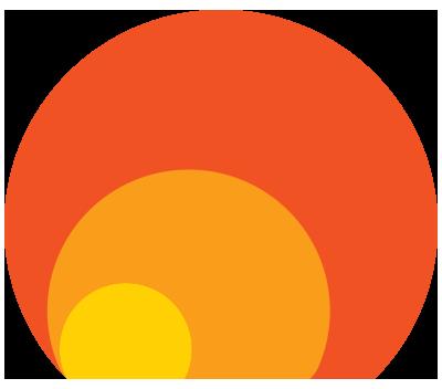 sunset edit logo